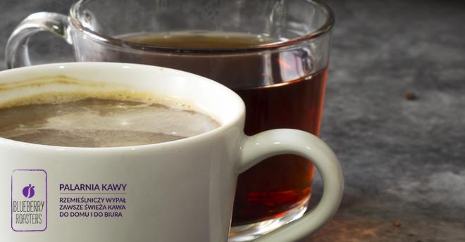 Kawa i herbata taniej