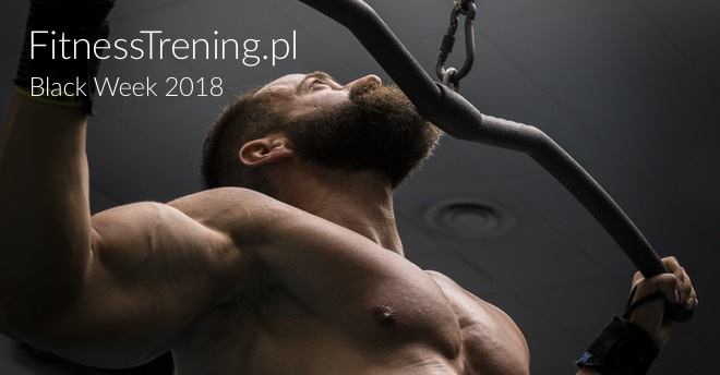Black Week w FitnessTrening.pl