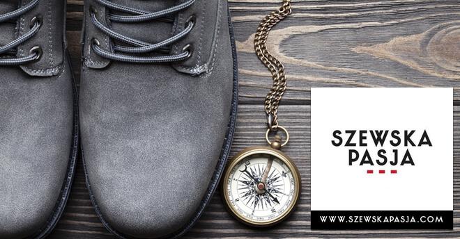 rabat na buty skórzane